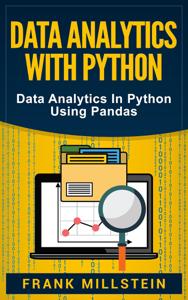 Data Analytics with Python: Data Analytics in Python Using Pandas Copertina del libro