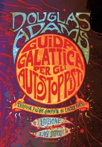 Guida galattica per autostoppisti - Niente panico Book Cover