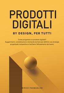 Prodotti Digitali By Design, per Tutti Buch-Cover