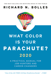 What Color Is Your Parachute? 2020 Cover Book
