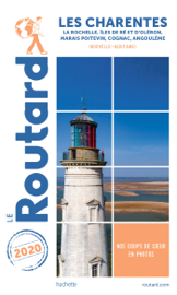 Guide du Routard les Charentes 2020