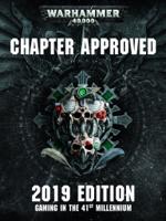 Games Workshop - Warhammer 40,000: Chapter Approved 2019 Enhanced Edition artwork