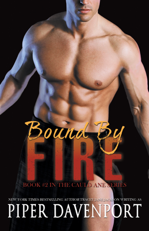 Bound by Fire - Piper Davenport