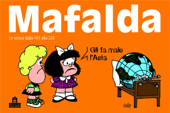 Mafalda Volume 2 Book Cover