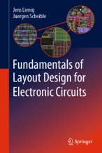Fundamentals of Layout Design for Electronic Circuits
