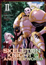 Download Skeleton Knight in Another World (Manga) Vol. 2