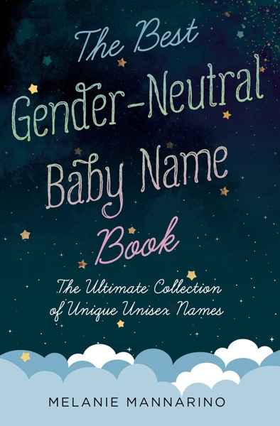 The Best Gender-Neutral Baby Name Book