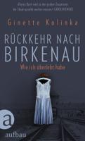 Ginette Kolinka - Rückkehr nach Birkenau artwork