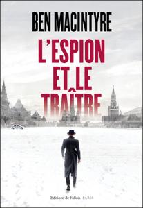 L'espion et le traître La couverture du livre martien