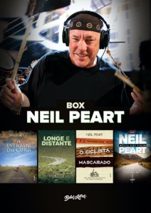 Box Neil Peart Book Cover