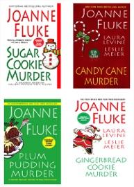 Joanne Fluke Christmas Bundle: Sugar Cookie Murder, Candy Cane Murder, Plum Pudding Murder, & Gingerbread Cookie Murder PDF Download