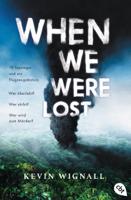 Kevin Wignall - When we were lost artwork