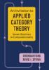 Brendan Fong & David I. Spivak - An Invitation to Applied Category Theory artwork