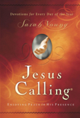 Jesus Calling, with Scripture references Book Cover