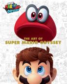 The Art of Super Mario Odyssey Book Cover