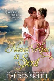 Never Kiss a Scot book