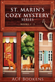 St. Marin's Cozy Mystery Series Box Set - Volume 1