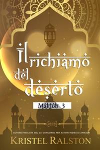 Il richiamo del deserto (Molly e Amir) Book Cover