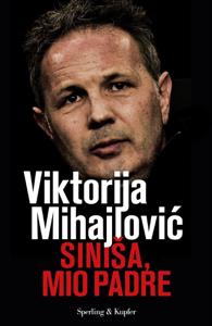 Siniša, mio padre Copertina del libro