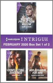 Harlequin Intrigue February 2020 Box Set 1 Of 2