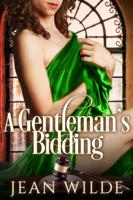 Jean Wilde - A Gentleman's Bidding artwork