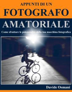 Appunti di un fotografo amatoriale Copertina del libro