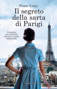 Il segreto della sarta di Parigi Copertina del libro