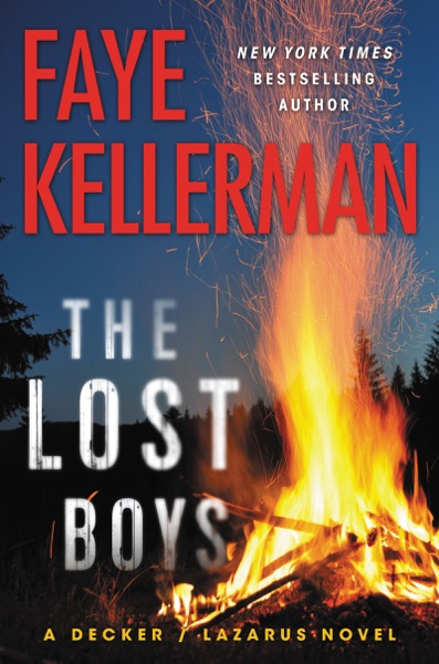 Lost Boys - Faye Kellerman book cover