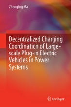Decentralized Charging Coordination of Large-scale Plug-in Electric Vehicles in Power Systems