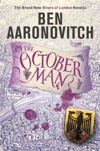 Ben Aaronovitch - The October Man