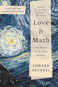 Love and Math Copertina del libro