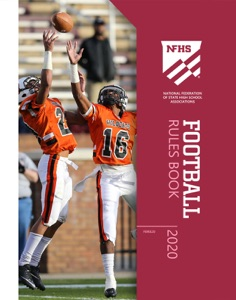 2020 NFHS Football Rules Book