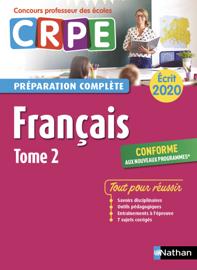 Français - Tome 2 - Ecrit 2020 - Préparation complète - CRPE