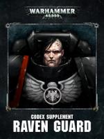 Games Workshop - Codex Supplement: Raven Guard (Enhanced Edition) artwork