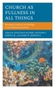 Church As Fullness In All Things