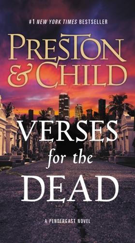 Douglas Preston & Lincoln Child - Verses for the Dead