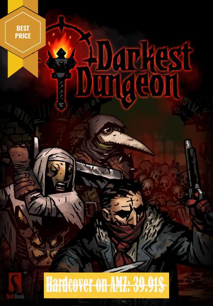 Official Darkest Dungeon: Player's Handbook