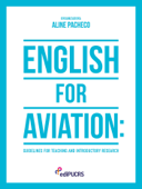 English for aviation Book Cover