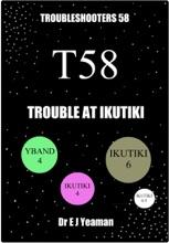 Trouble At Ikutiki (Troubleshooters 58)