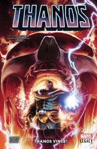 Thanos (2016) 3 Libro Cover