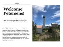 Petersen Family Michigan Guide