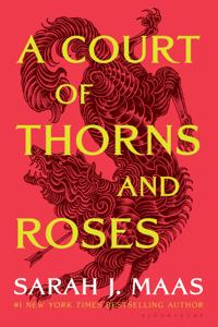 A Court of Thorns and Roses Capa de livro
