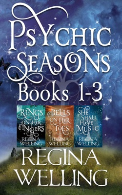 Psychic Seasons: Books 1-3