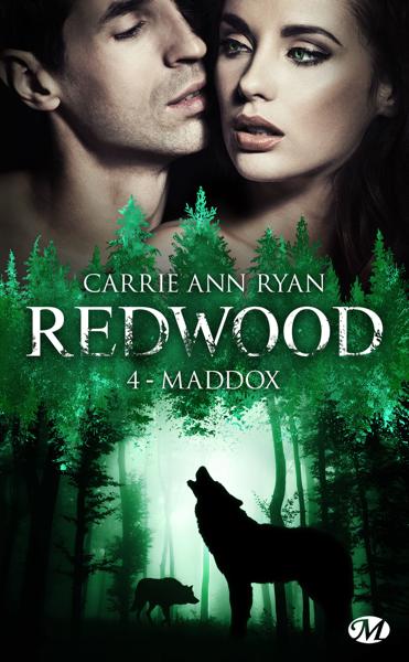 Maddox by Carrie Ann Ryan