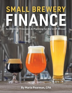 Small Brewery Finance Book Cover