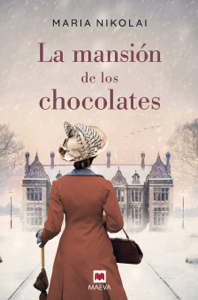 La mansión de los chocolates Book Cover