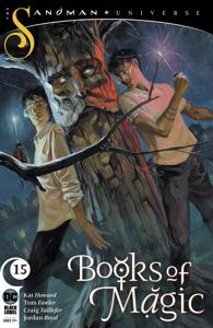 Books of Magic (2018-) #15