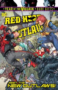 Red Hood: Outlaw (2016-) #37 Copertina del libro