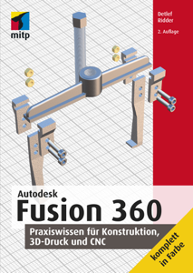 Autodesk Fusion 360 Buch-Cover
