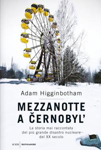 Mezzanotte a Cernobyl' Libro Cover